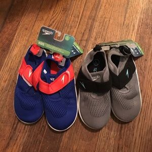 Boy's Speedo Water Shoes Size Large